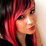 Red Hairstyles Design-1