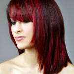 Red Hairstyles for 2014
