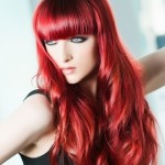 Red Hairstyles Picture
