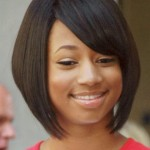 Short Weave Hairstyles Image