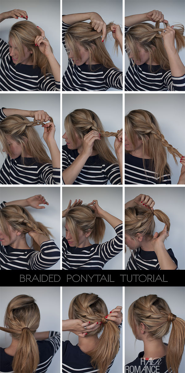 Simple Hairstyles For Short Hair Inkcloth