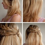 Simple Hairstyles For Short Hair Picture
