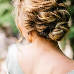 Wedding Day Hairstyles Photo