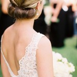 Wedding Updo Hairstyles for Winter Season