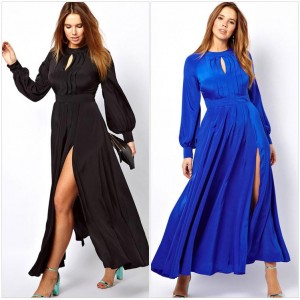 Maxi Dresses For Larger Ladies