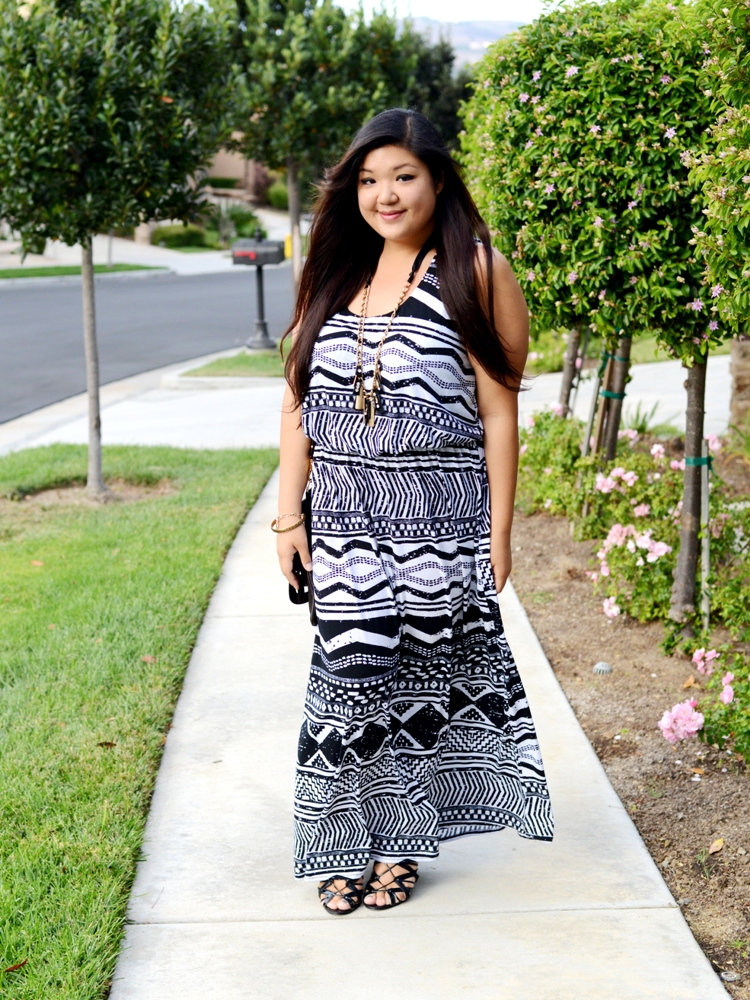 Maxi Dress For Short People
