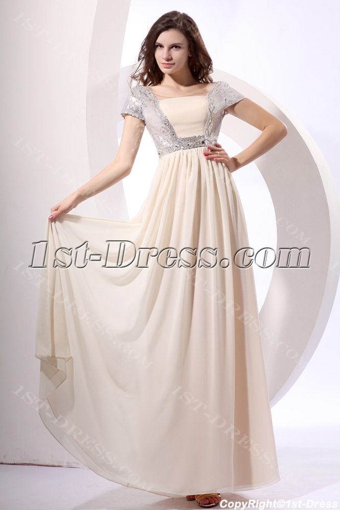 Modest Prom Dresses Under 100 - Inkcloth
