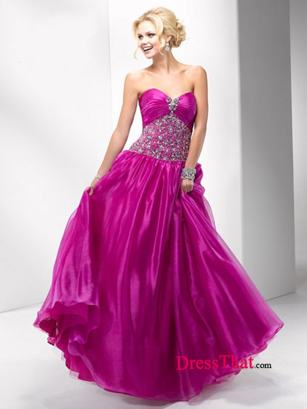 How to Choose a Fabulous Prom Dress for Any Body Type - Inkcloth